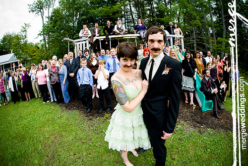 mustaches--offbeat bride blog